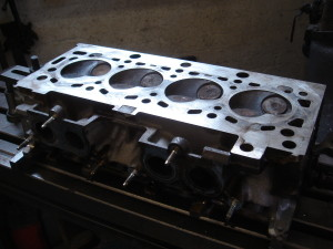 Finished cylinder head